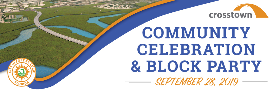 Crosstown Parkway Celebration Community Block Party