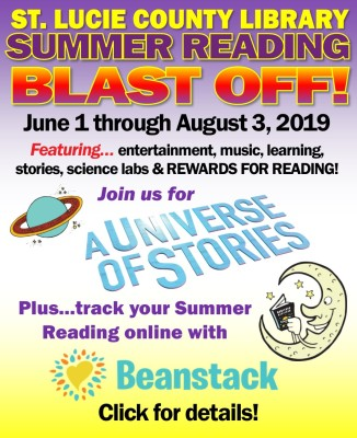 St Lucie County Summer Reading
