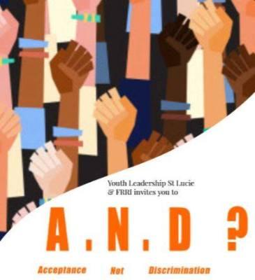 A.N.D.? (Acceptance Not Discrimination) at Port St Lucie Civic Center