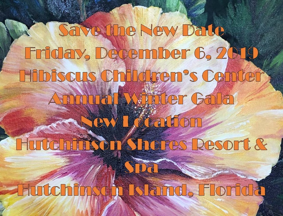 Hibiscus Children's Center Annual Martin County Winter Gala at Hutchinson Shores Resort & Spa