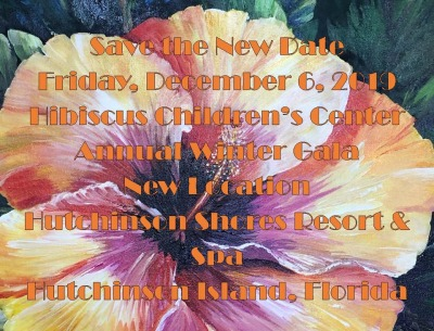 Hibiscus Children's Center Annual Martin County Winter Gala at Hutchinson Shores Resort & Spa