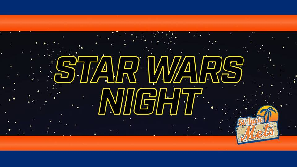 St. Lucie County's Annual Star Wars Night