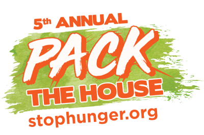 PACK the HOUSE at the Treasure Coast Food Bank