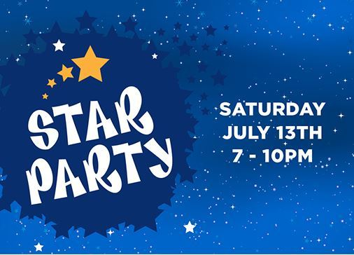 Star Party at Vero Beach Museum of Art