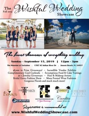 The Wishful Wedding Showcase at Tuckahoe Mansion