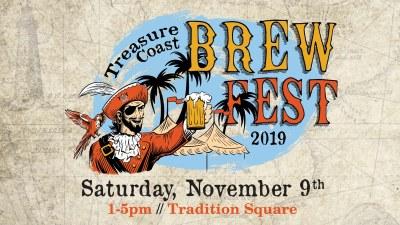 Treasure Coast Brew Fest at Tradition Square