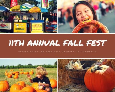 Palm City Fall Fest at Citrus Grove Community Park