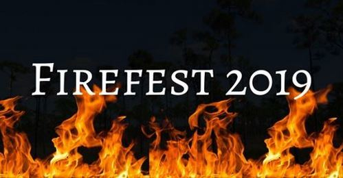 Fire Fest 2019 at Jonathan Dickinson State Park