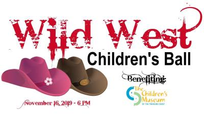 Wild West Children's Ball at the Children's Museum of the Treasure Coast