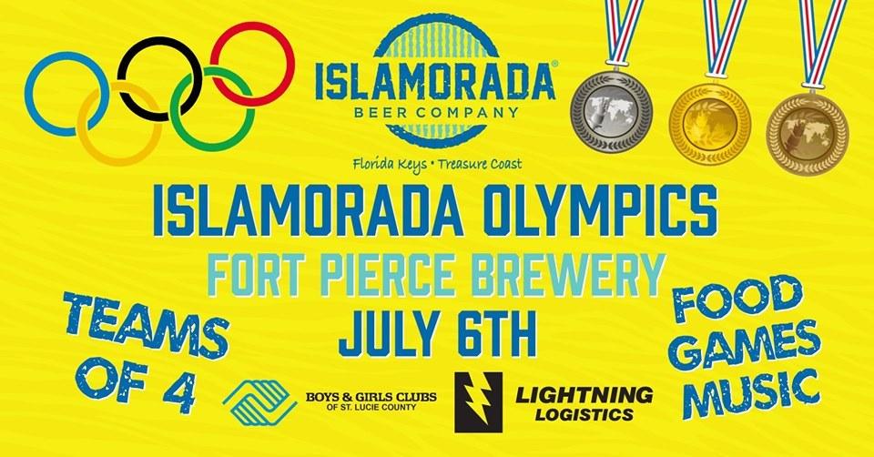 Islamorada Olympics at Islamorada Beer Company