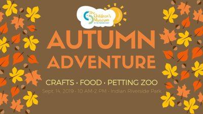 Autumn Adventure at The Children's Museum of the Treasure Coast