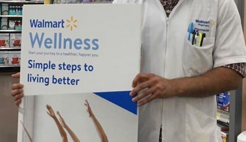 Wellness Day at Your Local Walmart