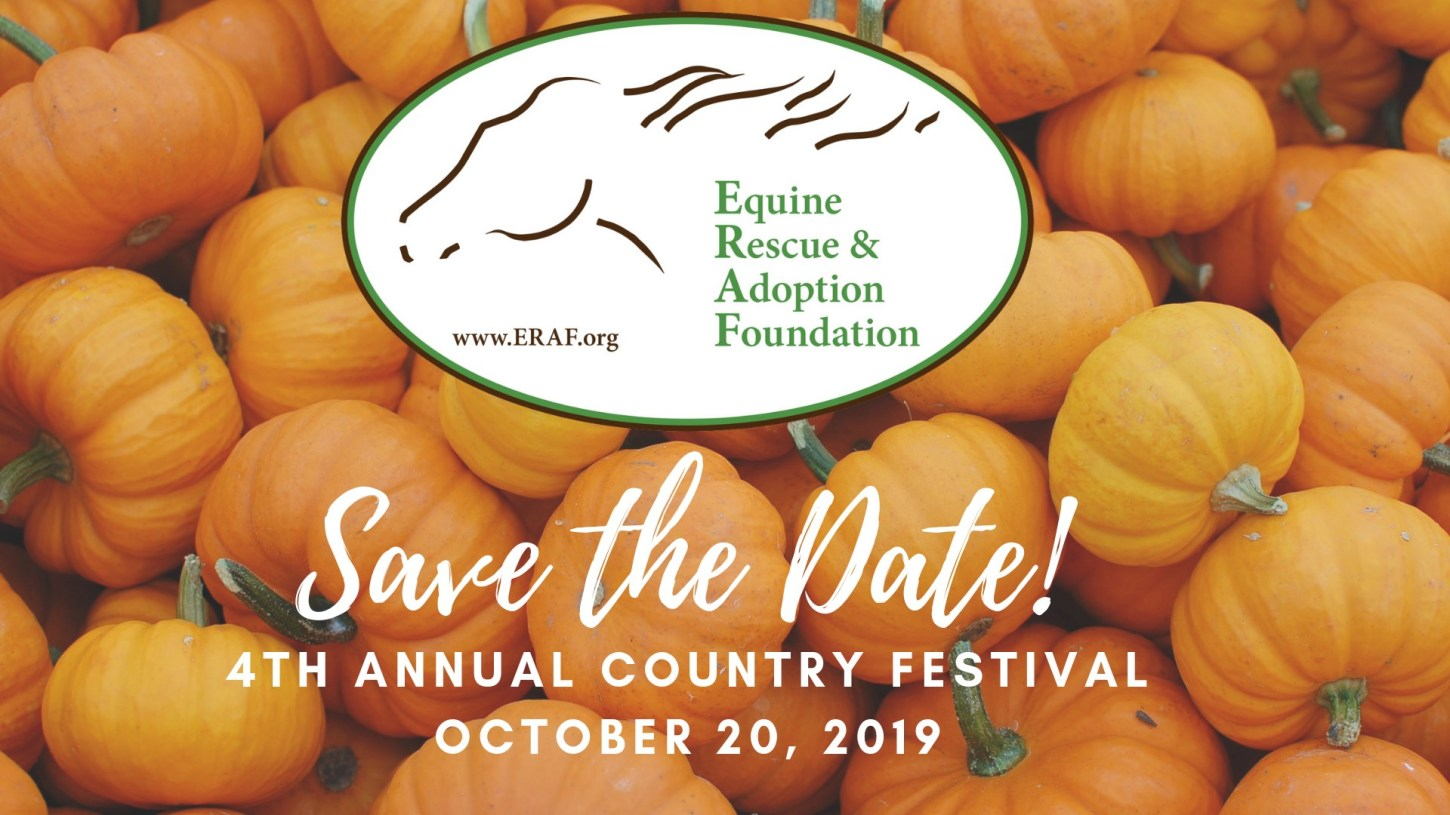 4th Annual Country Festival at Equine Rescue and Adoption Foundation