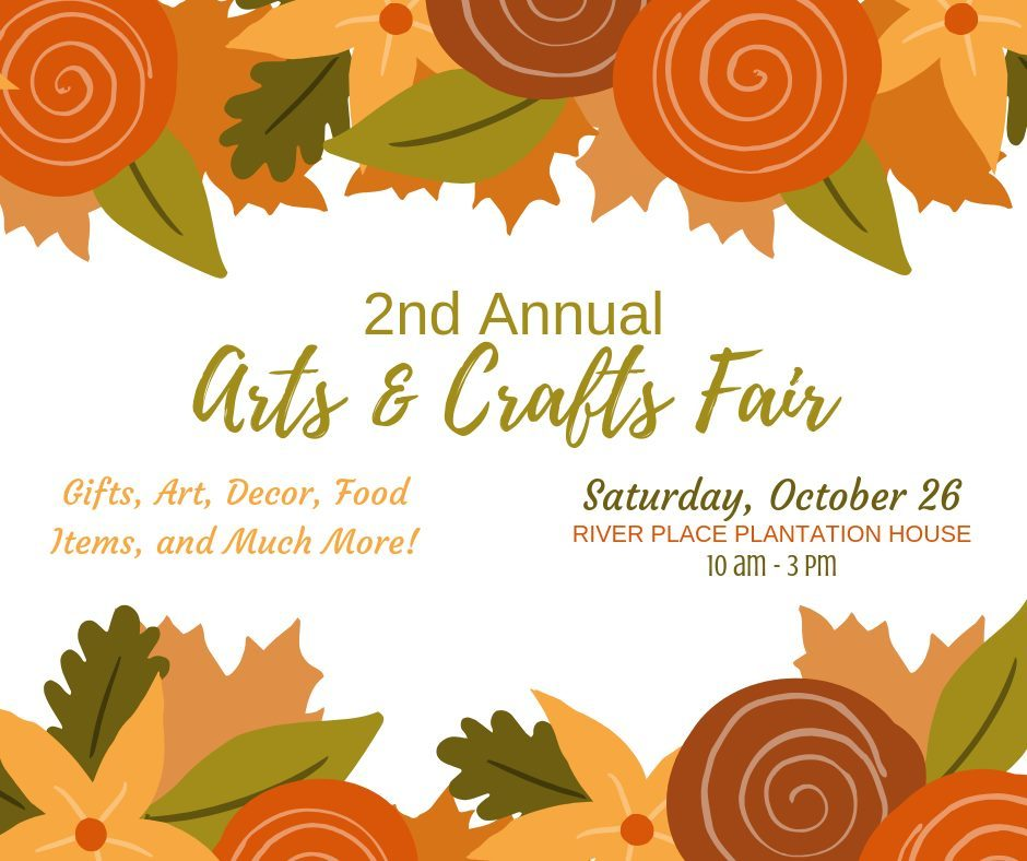 2nd Annual River Place Arts & Crafts Fair