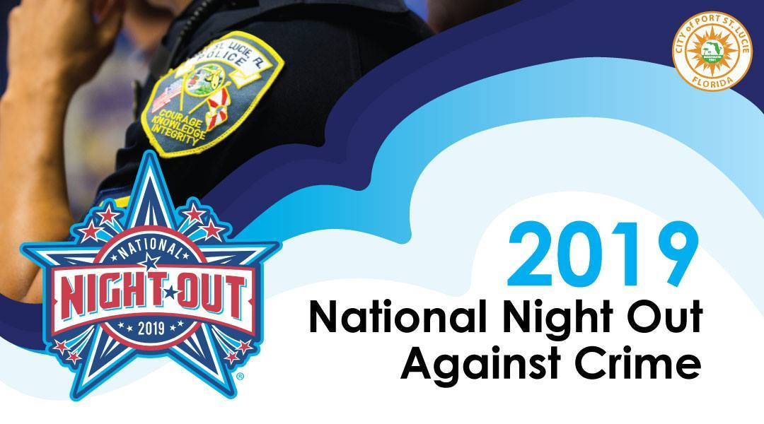 National Night Out Against Crime - Port St Lucie