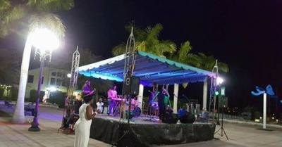 Rhythm and Reggae at the Fort Pierce Marina