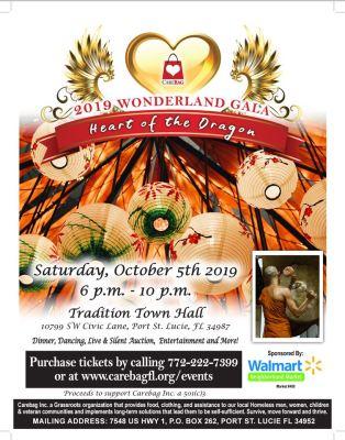 2019 Wonderland Gala at Tradition Town Hall