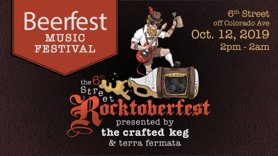 The 6th Street Rocktoberfest presented by The Crafted Keg and Terra Fermata