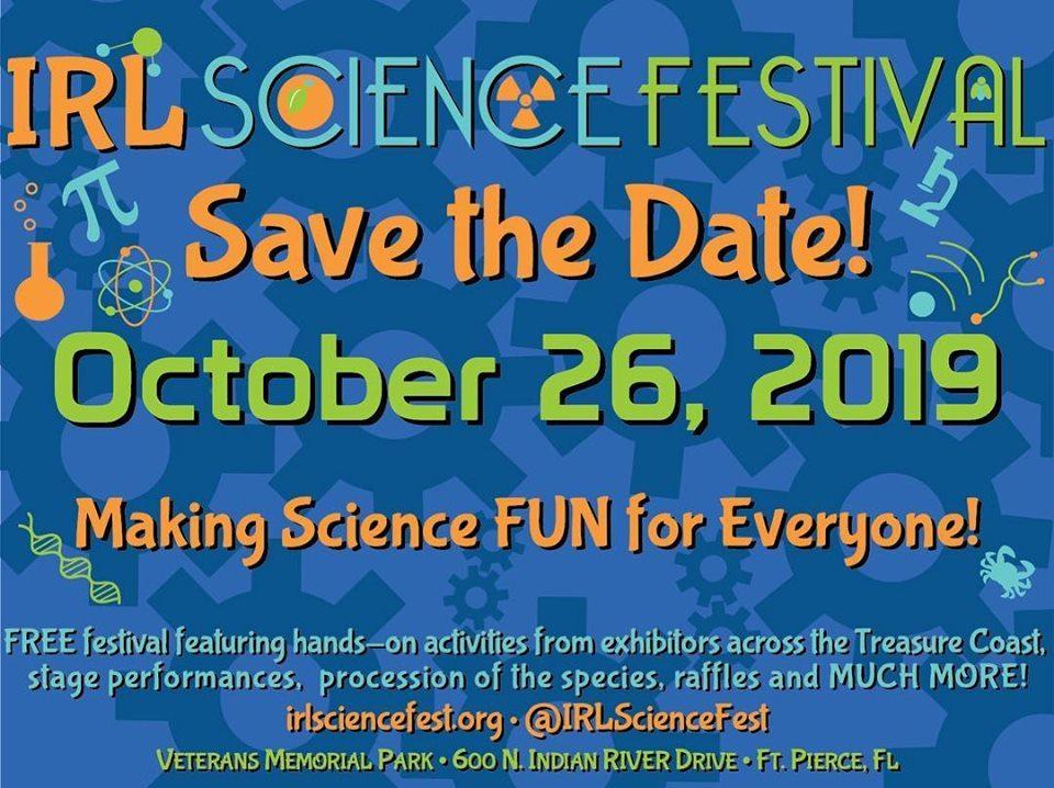 Indian River Lagoon Science Festival at Veterans Memorial Park