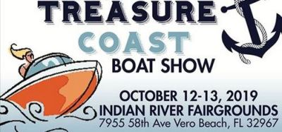 Treasure Coast Marine Flea Market and Boat Show at Indian River County Fairgrounds