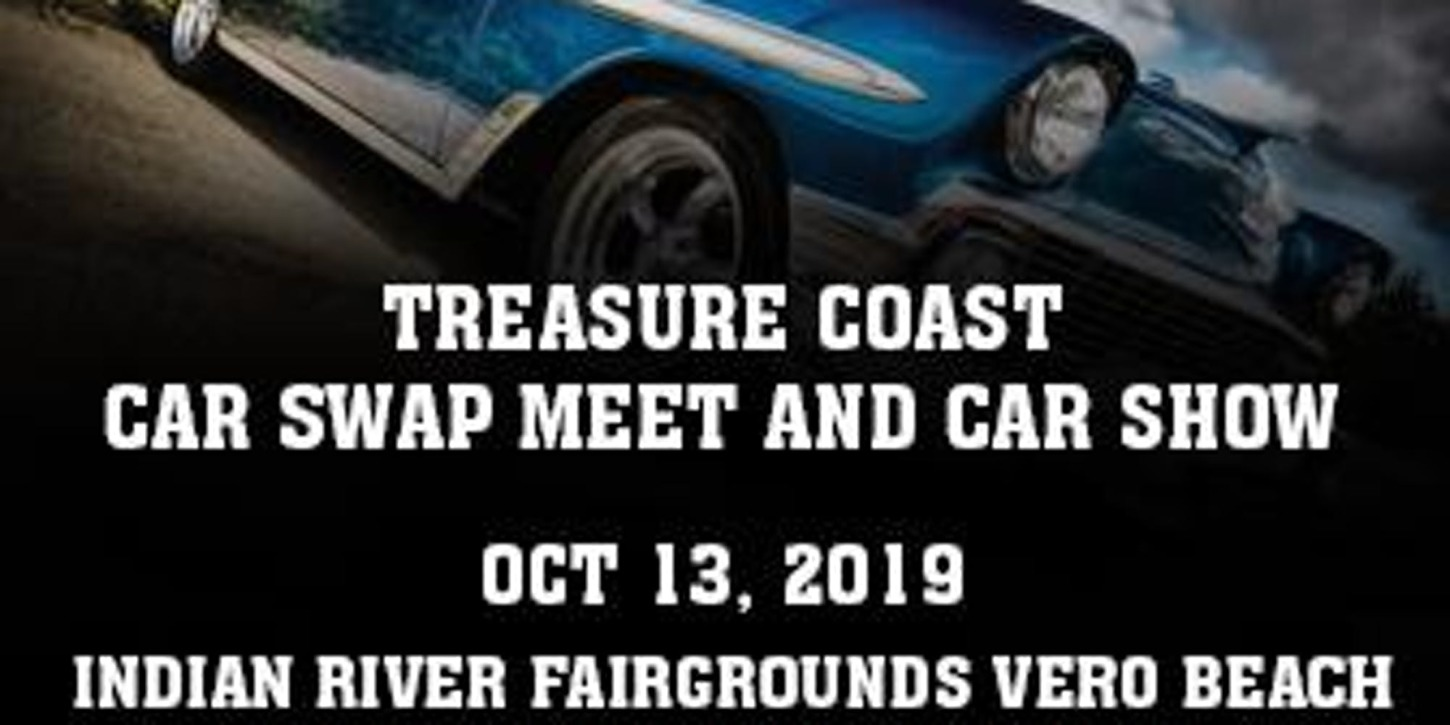 Treasure Coast Car Swap Meet and Car Show at the Indian River County Fairgrounds