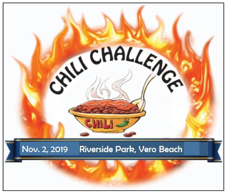 Sunrise Rotary Club of Vero Beach's Chili Challenge at Riverside Park