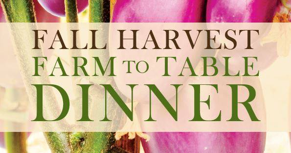 Fall Harvest Farm to Table Dinner - Treasure Coast Food Bank