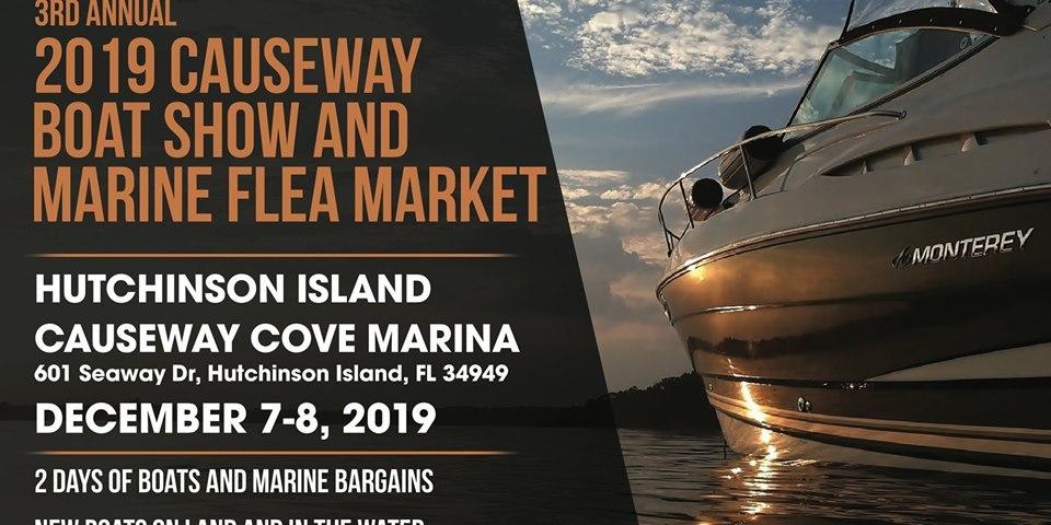 Causeway Boat and Marine Show at Causeway Cove Marina