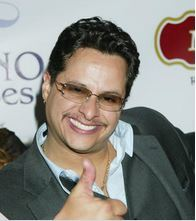 Tito Puente, Jr at the Lyric Theatre