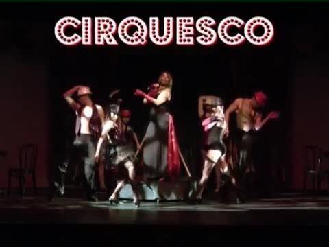 Cirquesco at the Lyric Theatre
