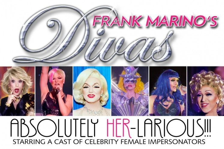 Frank Marino's DIVAS: Absolutely HER-Larious @ The Lyric Theatre