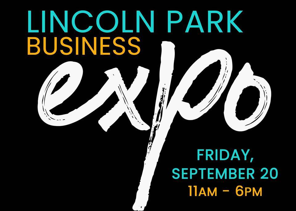 Lincoln Park Business Expo at the Percy Peek Gym