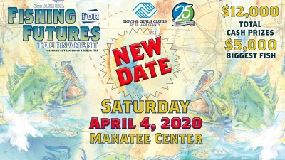 Fishing for Futures Offshore/Inshore Fishing Tournament at the Manatee Observation Center