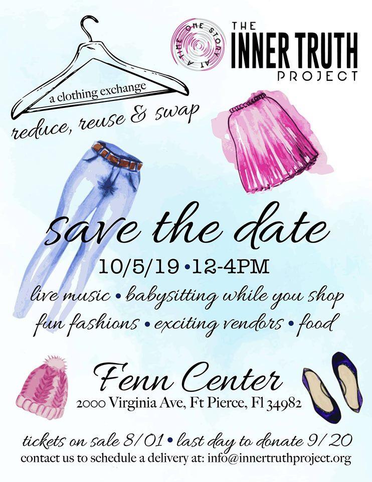 ITP Annual Clothes Swap at Havert L Fenn Center