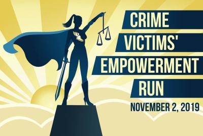 Crime Victims' Empowerment Run hosted by 19th Judicial Circuit Victims' Rights Coalition
