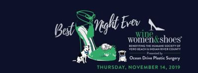 Annual Wine Women & Shoes at the Sun Jet Center