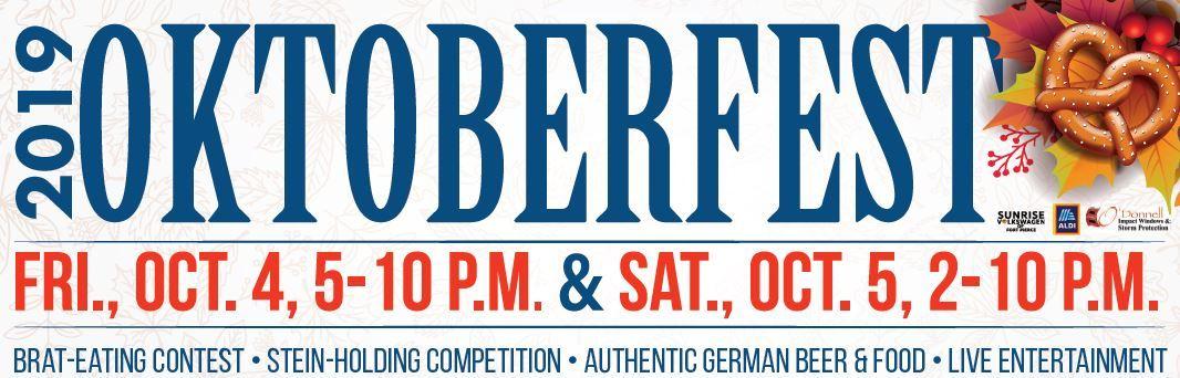 Oktoberfest at the Port St Lucie Civic Center