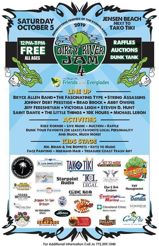 Dirty River Jam 4 in Jensen Beach