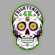 Frightening 4K Run/Walk 2019 at the Brackett Library