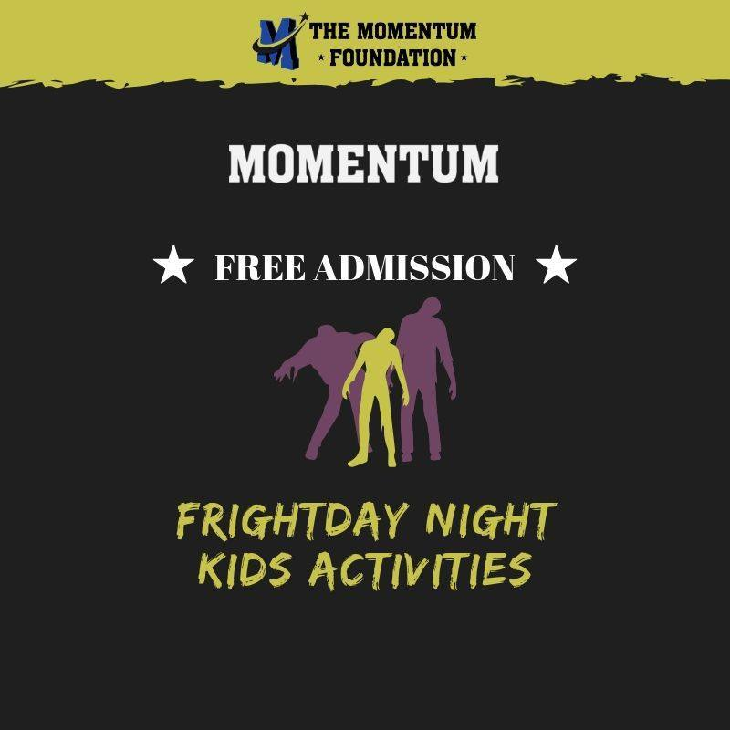 FrightDay Night Kids Activities at Momentum Academy