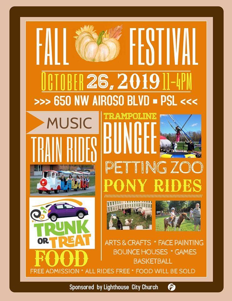 Fall Fest at Lighthouse City Church