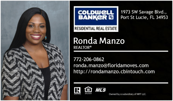 Ronda Manzo - Realtor at Coldwell Banker Residential Real Estate