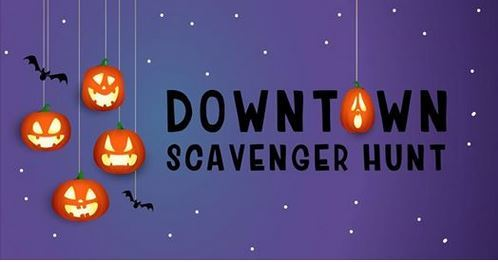 Third Annual Downtown Scavenger Hunt at Fort Pierce City Hall