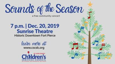 Sounds of the Season Holiday Concert at the Sunrise Theatre