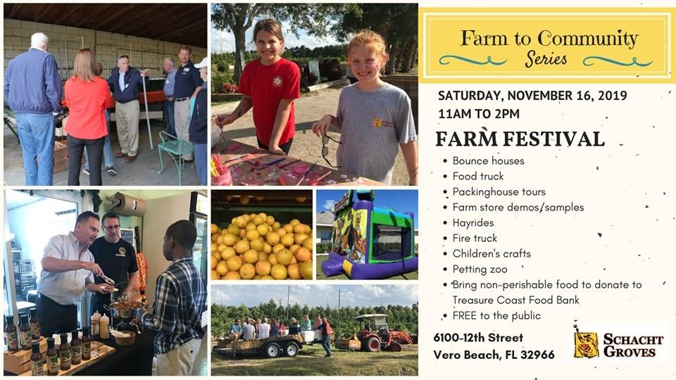 Schacht Groves Farm Festival