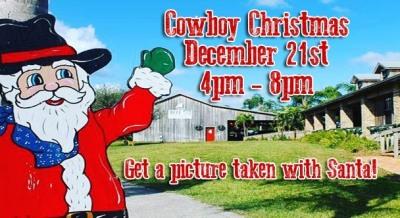 Cowboy Christmas at LaPorte Farms
