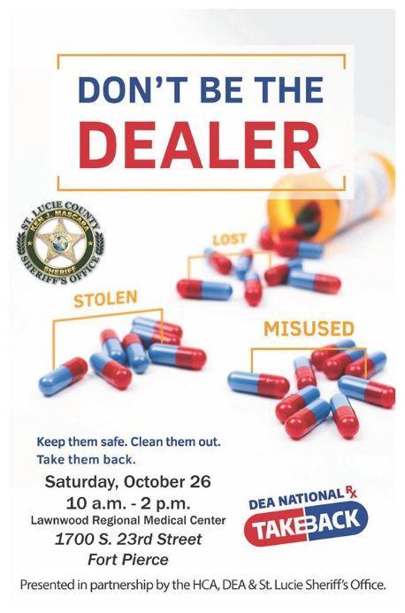 DEA National Drug Take Back