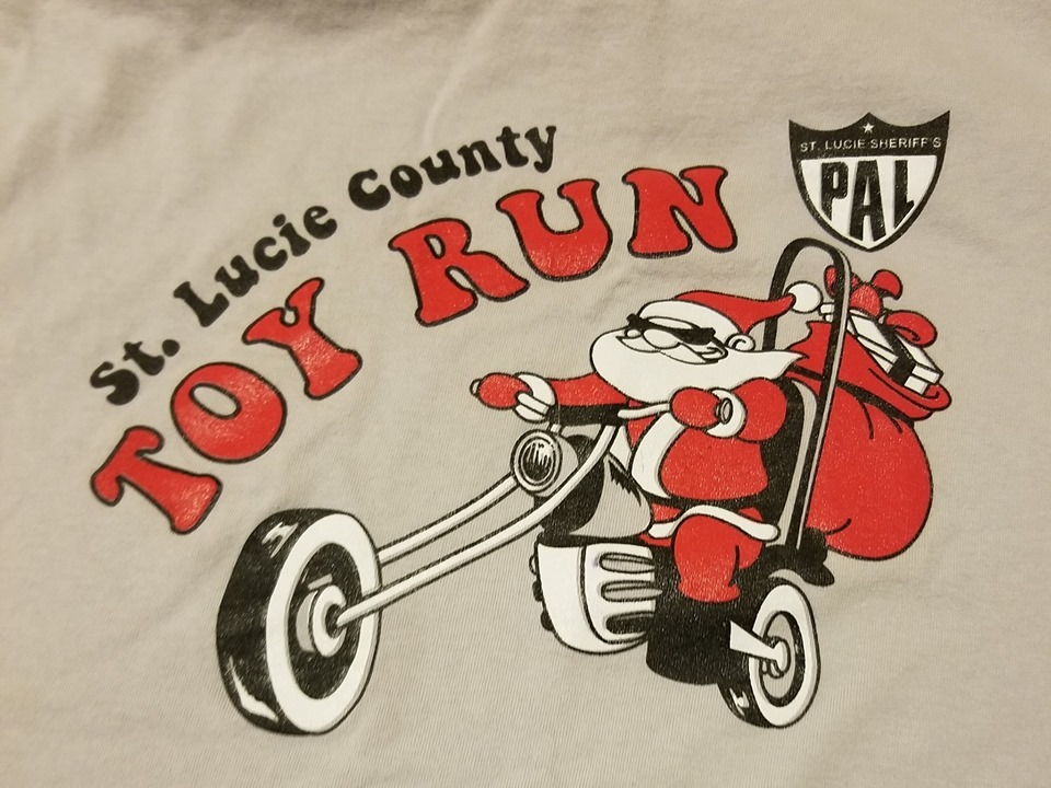 14th Annual St Lucie County Toy Run at ARS Powersports of Fort Pierce