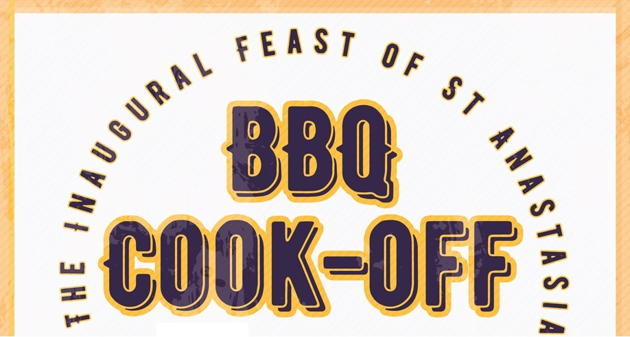 The Inaugural Feast Day of St Anastasia BBQ Cook-Off at St Anastasia Catholic Church