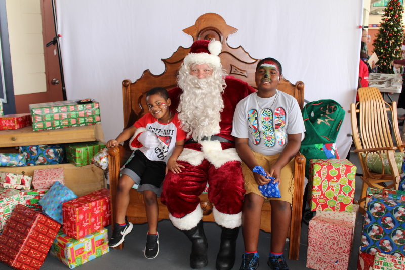 4th Annual Breakfast with Santa at the Knights of Columbus
